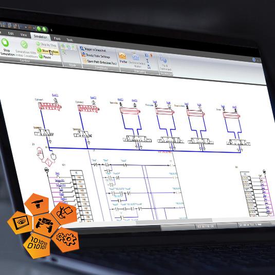 Software automation studio marca B&R